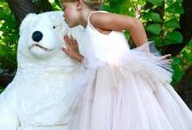 Robes de princesse fillettes