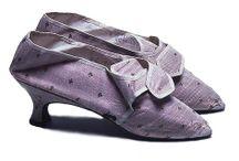 Georgian-Victorian shoes