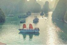 Lost in VIETNAM / Experiencing the ultimate adventure in Vietnam.  Hanoi, Halong Bay, Saigon.