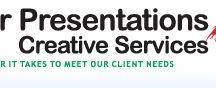 Power Presentation Creative Services / We offer any kind of support from creating powerful PowerPoint presentations based on handwritten notes, to PowerPoint presentation makeovers, animations and corporate PowerPoint template design.