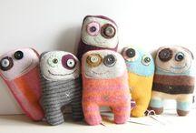Textil monsters
