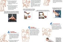 Primeros Auxilios / Consejos útiles sobre primeros auxilios.
