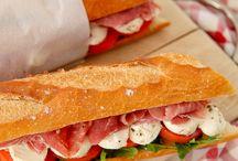 Sandwich, Panini, BURGERS & Dogs  :D / Sandwich, Panini, BURGERS & Dogs Recipes / by Kathleen M. Childs