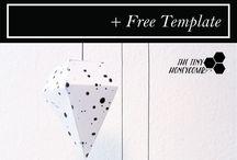 gratis printables/ideas
