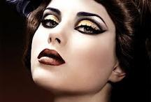 Boudoir / Glamour HMU Inspiration Board