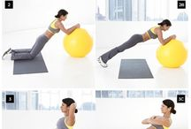 Great Core Workouts / Amazing core strengthening exercises.   / by www.RollingSands.com