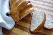 Домашний хлеб / Рецепты приготовления бесподобного домашнего хлеба.