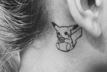 Pokémon Tattoo Ideas