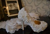 bruids schoenen