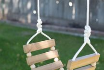 Wooden craft / Garden activities