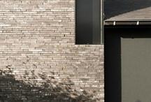 Architectuur - Materialen