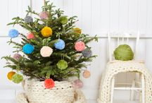 Christmas is here - wool, wood & yarn - handmade / Get stitched up for Christmas! Loads of gift ideas, things to make yourself, or simply just to inspire you. Great DIY wool, crochet, macrame and weaving kits as gifts, or make your own personal gifts for someone - and your unique wool Christmas decorations. More in our etsy store and www.woolcouturecompany.com
