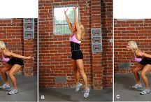 Pylometrics/Strength/CrossFit / by Chelsea Taylor