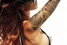 Tatuaje albe