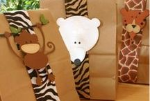 Party Ideas - Jungle Party / by Charlett Lyn