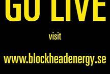 BLOCKHEAD ENERGY GUM