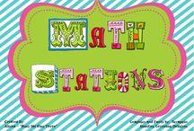 First Grade: Math / by Erin