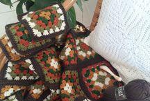 Crochet - granny square