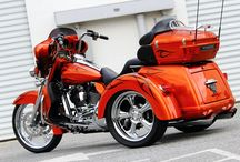 Harley Tri Glide
