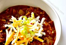 Chili / by Erin Birch