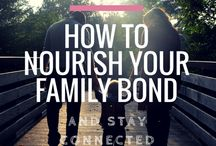 Building Family Love // / Ways to love your family more.