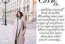 Chic is...