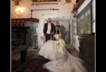 Wedding photo shoot at Turin Castle photos by John McMahon / Photos at Turin Castle Mayo