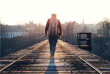 Reflexões de viagem   Aos Viajantes