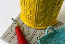 Kavlad keramik
