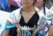 mapuches / los habitantes nativos de chile! Native inhabitants of chile