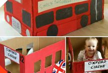 10 английских идей / В сентябре деток ждёт знакомство с английским языком вместе с нашими коробочками-сюрпризами. Мы решили развить эту тему ещё больше и запустить небольшой цикл идей, который познакомит детишек с культурой Великобритании и её достопримечательностями.