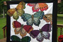 butterflies / by Sue Sanders