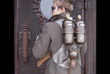 Steampunk / by Jessica Glaspey