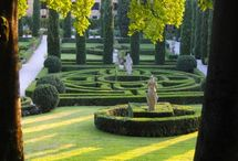 Garden Landscapes - Europe & UK / Beautiful garden landscapes worth seeing. Travel with Slowtours.com