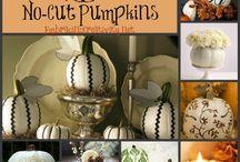 Fall decorating / by Kaitlyn VanDeVelde
