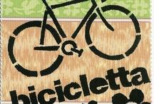 Bicycle / Di biciclette in ogni angolo del mondo.