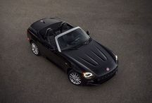 FIAT 124 SPIDER / Fiat 124 Spider Generate More Classic Italian Sensation, Although Toyota has been caught is considering chassis Mazda MX-5 SkyActiv for the next generation of Toyota 86,