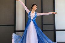 Tambourine Dress
