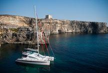 Sailing Catamaran / Découvrez de magnifiques endroits à bord d'un catamaran Privilège… Evasion garantie !