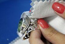 limpeza de bijutaria