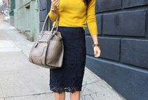 for lace pencil skirt