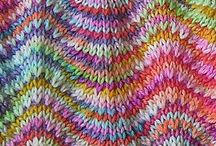 Knitting Patterns / Patterns that inspire us to make something new or an old favorite!