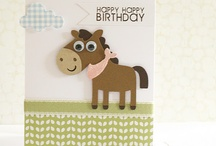 Birthday Cards / by Kate Thorley
