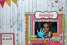 Mes créations 2014 / Scrap,AJ etc / by Joanne Charron