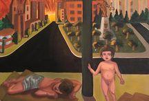 My paintings 1996