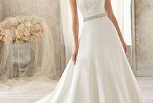 Inspirações: Vestido de Noiva