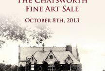 The Chatsworth Fine Art Sale, 8th October, 2013