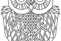 Creative Thots & Ideas...Printables...Coloring