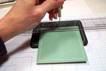Paper Piercing techniques