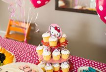Hello Kitty Wants to Party / by Leah Turpin